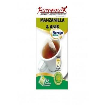MANZANILLA & ANIS 25 SOBRES...