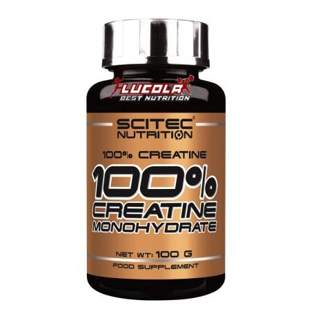 100% Creatine 100gr