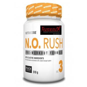 N.O. RUSH 510GR NUTRICORE