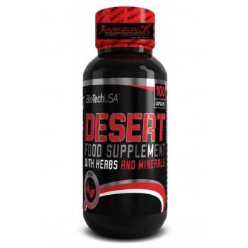 DESERT 100CAPS. BIOTECH USA
