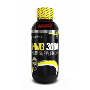 HMB 3.000mg 200GR BIOTECH USA