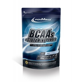 BCAA + GLUTAMINE POWDER...