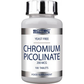 Chromium Picolinate 100 tabs.