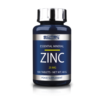 Zinc 100 comprimidos