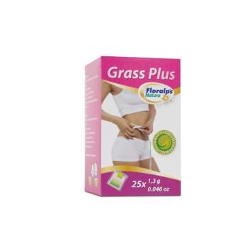 GRASS PLUS 25 SOBRES...