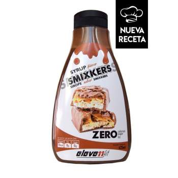 SIROPE SABOR SMIXKERS SIN...