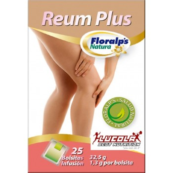 REUM PLUS 25 SOBRES...