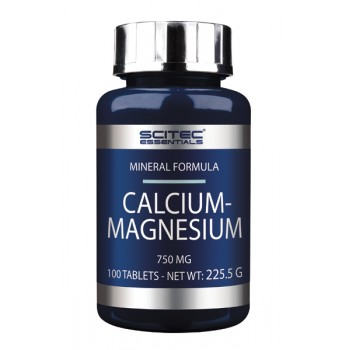 Calcium-Magnesium 100 tablets