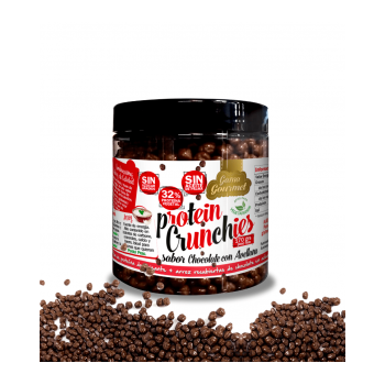 Protein Crunchies chocolate