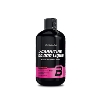 L-Carnitina Líquida Biotech