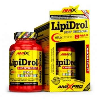 Lipidrol FatBurner Amix