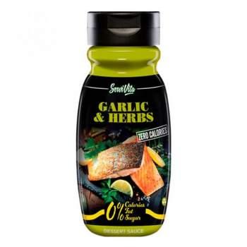 Salsa Garlic & Herbs - (320...
