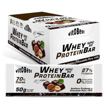 Whey Protein Bar (by...