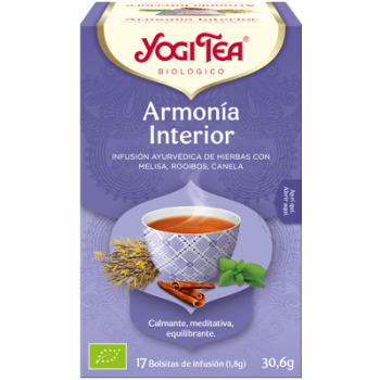 Yogi Tea Harmonía 17...