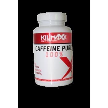 CAFFEINE PURE 100% 100 CAPS.