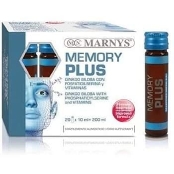 Memory Plus 20 Viales